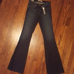 Brand new J Brand long, flared jeans!