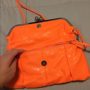 Jessica Simpson clutch bag