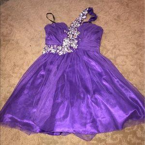Dillard's prom/homecoming dress