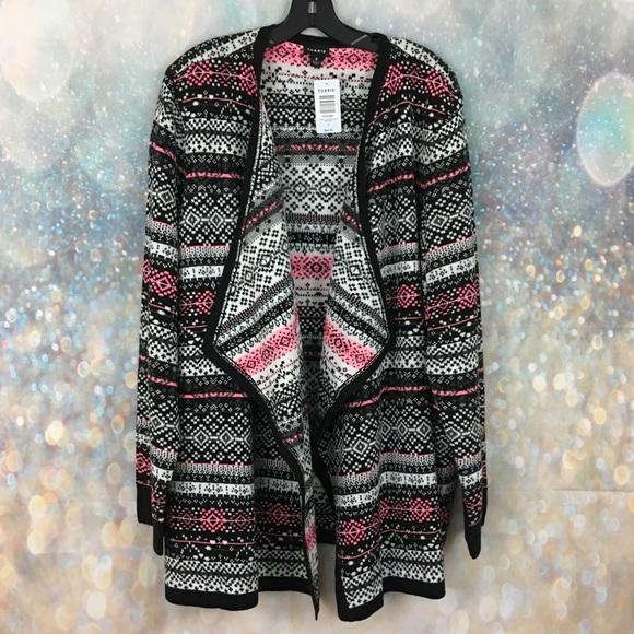 54% off torrid Sweaters - NWT Torrid fair isle nordic open ...