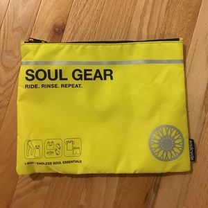 Soul Cycle Pouch