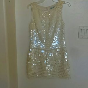 Guess by Marciano sequins mini dress