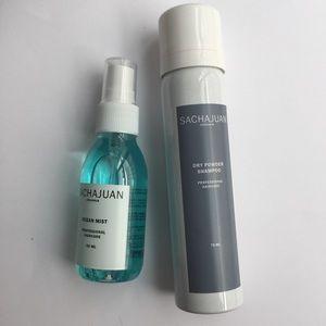 NWT Sachajuan hair product bundle