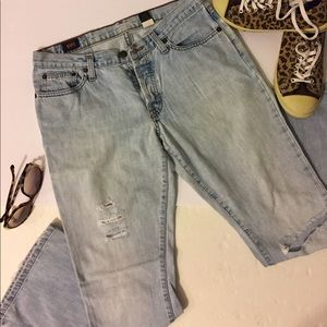 Vintage Abercrombie and Fitch Jeans