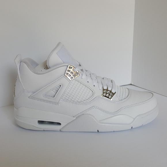 91cffa019a1 Air Jordan Shoes | Nike Retro 4 Pure Money Sz 95 105 | Poshmark