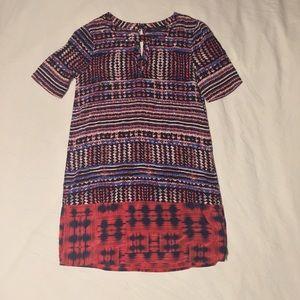 BCBGMAXAZRIA Andie Tunic Dress