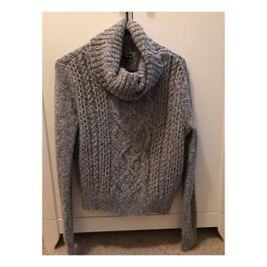 Warm and Comfy Grey Sweater