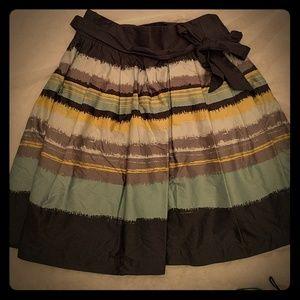 H&M pleated circle skirt sz 14