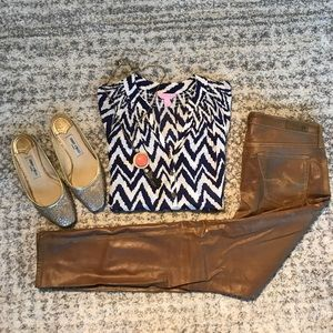 Lilly Pulitzer Elsa silk blouse