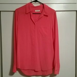 Eqipment silk blouse