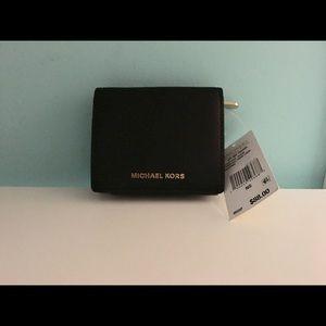 Michael Michael Kors Card Case Black