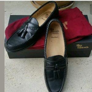 Allen Edmonds Dress Shoes Mens Maxfield 11 2A