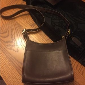 Coach crossbobby purse vintage