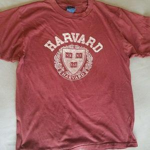 Vintage Harvard Tee