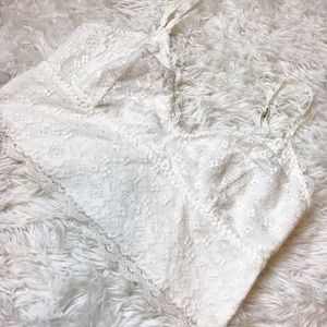 Gilly Hicks White Bralette