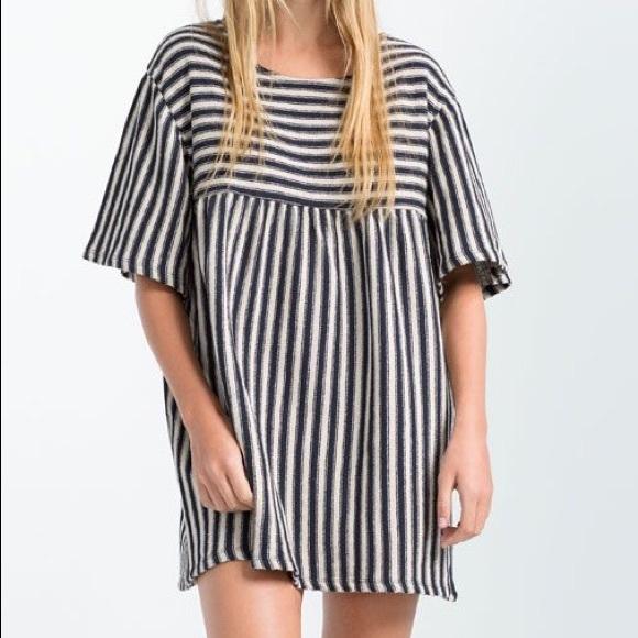 f1dd45ff Zara Trafaluc Striped Babydoll Tunic Dress. M_59e18356a88e7d5b2300ebf2