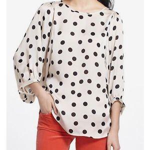 Hi There by Karen Walker dot blouse