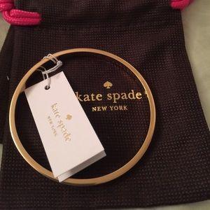 Kate spade ohh la la enamel bracelet
