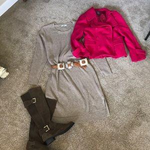 Madewell knit dress