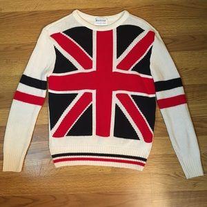 Sweaters - London U.K. Souvenir Union Jack sweater