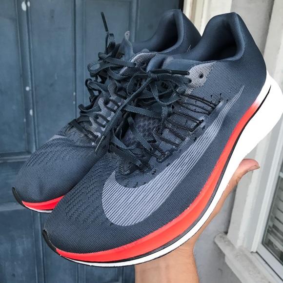 ab0cd8297cc71d Men s Nike zoom fly flyknit shoes. M 59c46f33bcd4a7fbdd00d4f2