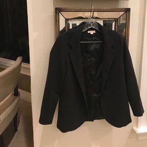 Black urban outfitters blazer