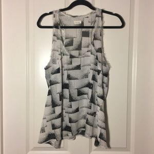 Urban Outfitters - Printed Tank
