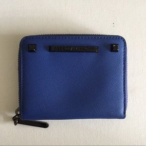 Rebecce Minkoff Electric Blue Wallet
