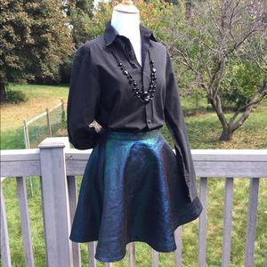 H&M Iridescent Skirt
