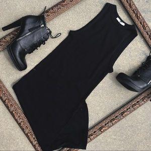 Zara bodycon tshirt dress