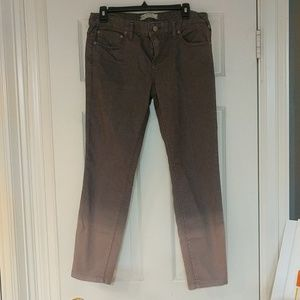 Free People ombre jeans
