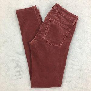 GAP Always Skinny Corduroy Pants