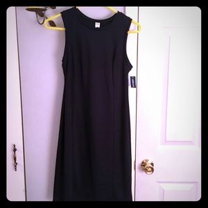 Dk Navy blue NWT dress by Old Navy. Small. PERFRCT