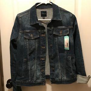 Denim jacket Stitch Fix buy