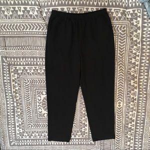 NWT Black Trousers