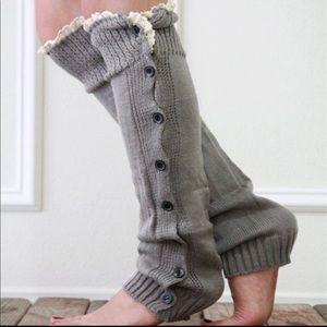 Super cute leg warmers