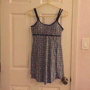 Mini dress Swimwear