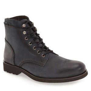 Wolverine Men Clarence plain vintage black boot