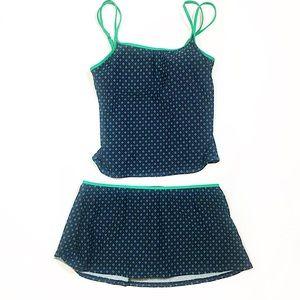 Nautica swim suit size 10
