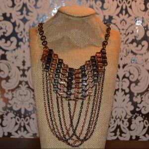 Rocker Chain Necklace!