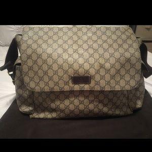 Gucci Diaper Bag 100% Authentic