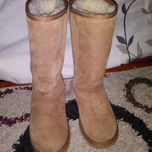 UGG Tall Chestnut Boots 5