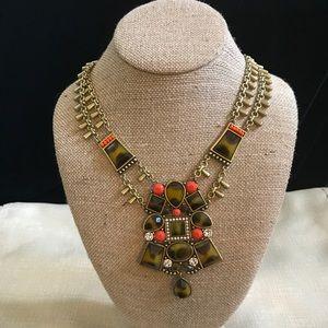 Exotic Silpada Sahara Sun Necklace