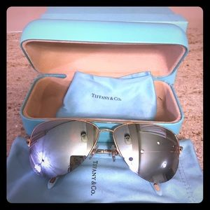 Tifanny aviator Sunglasses