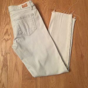 Paige jeans kylie crop jean