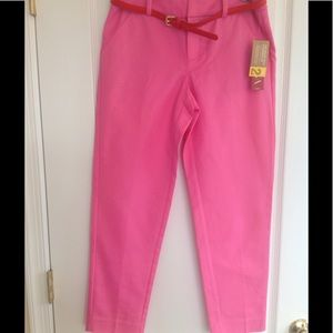 Merona Pink Ankle Pant - Size 2