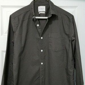 Very nice brown cotton shirt