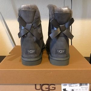 Mini Bailey Bow Ugg Boots
