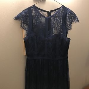 Parker dress - perfect for a fall wedding!
