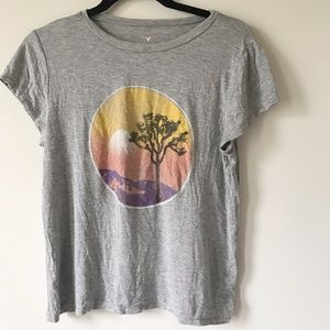 American Eagle Soft & Sexy Graphic Tee